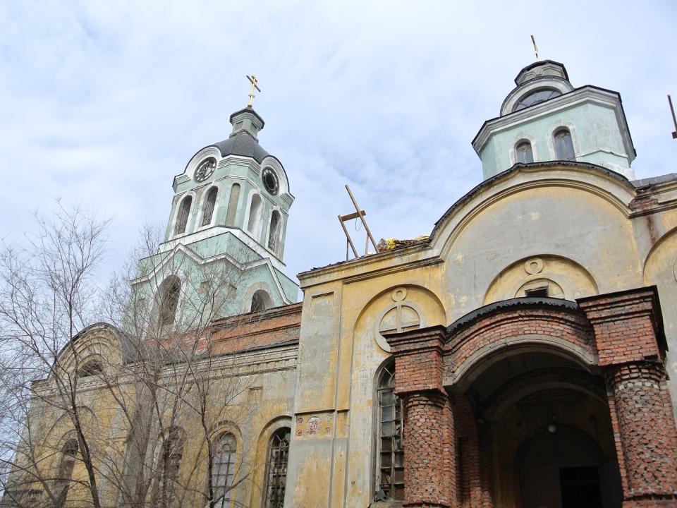 カザンスキー聖母像寺院(サマラ...